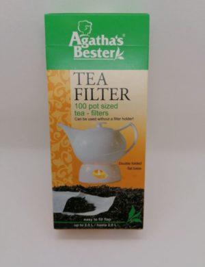 Teefilter aus Papier