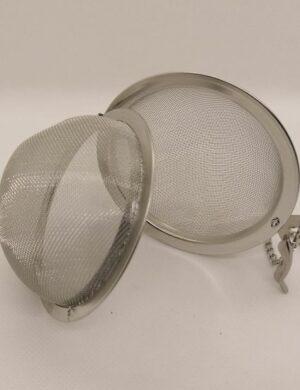 Kräutertee-Ball groß (Ø 7,5 cm)